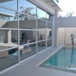 4 Panel Palace Sliding Door 3000m (h)