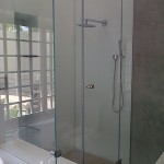 Frameless Enclosure with Opti White Cladding