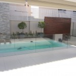 Frameless Pool Balustrade