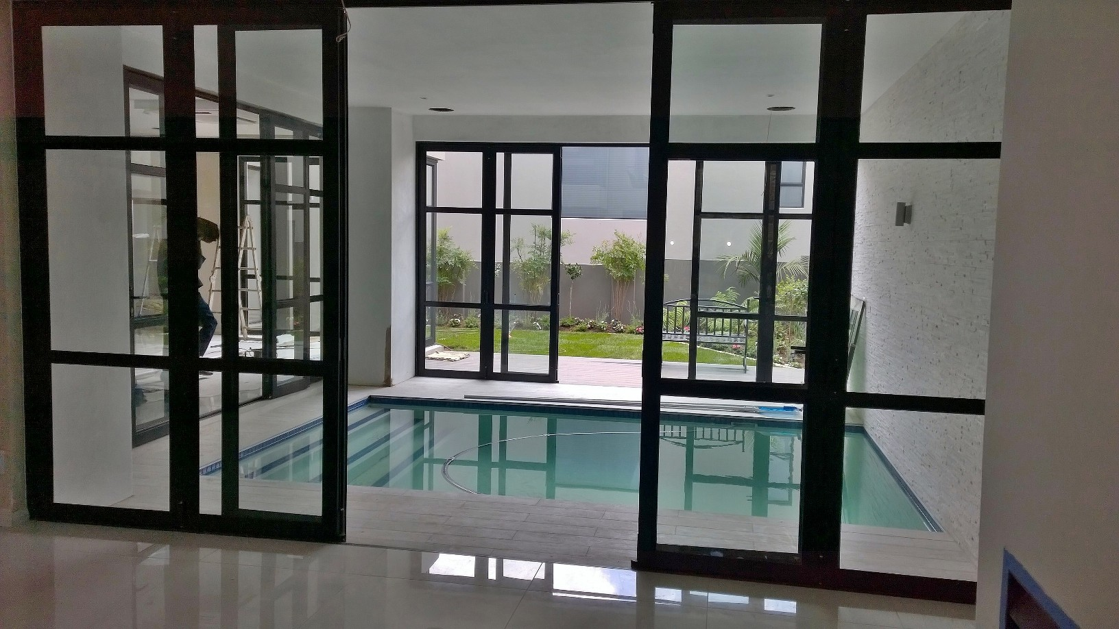 Door Companys Aluminium Sliding Doors Internal