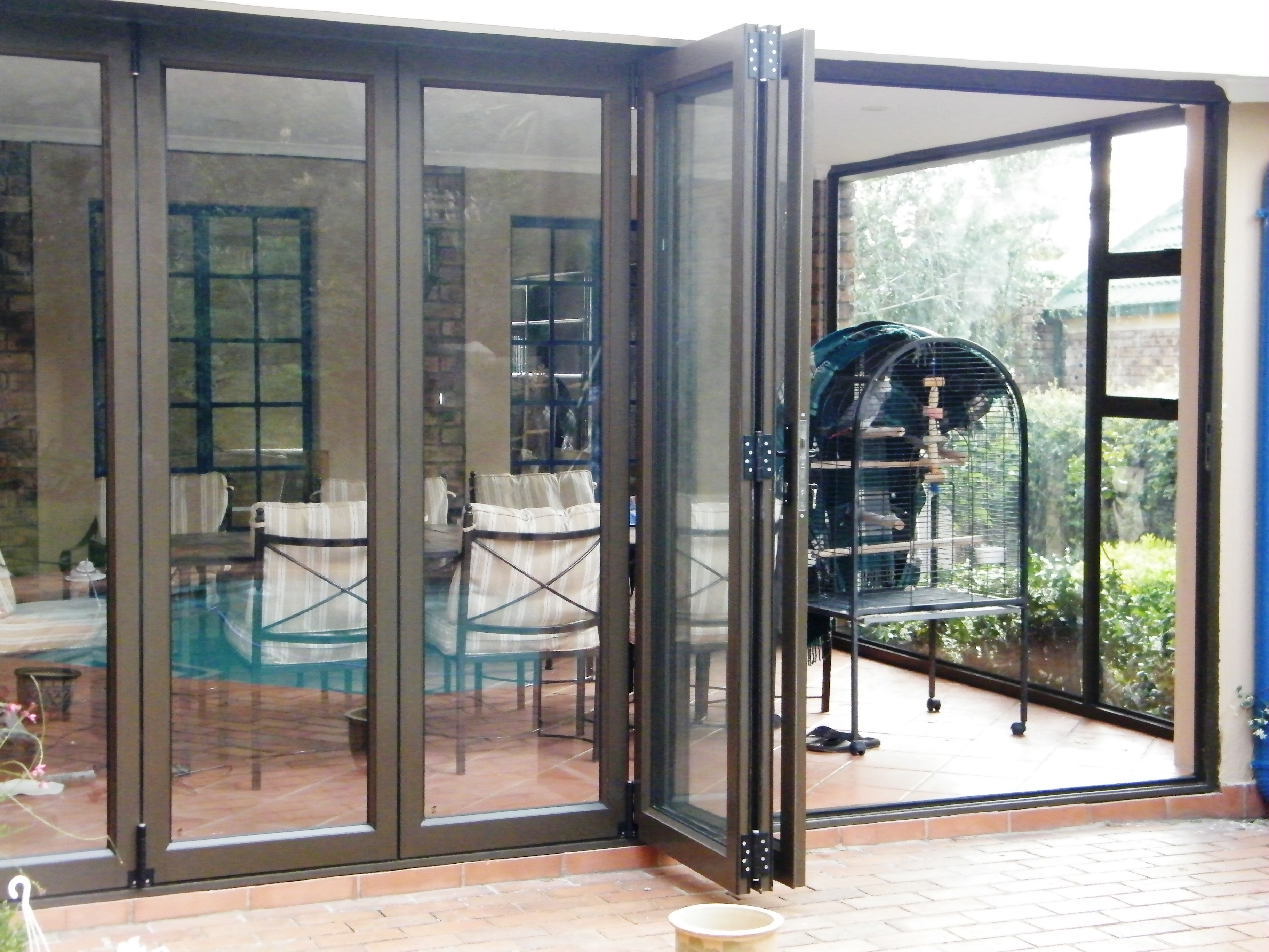 Aluminium windows aluminium doors for Aluminum sliding glass doors