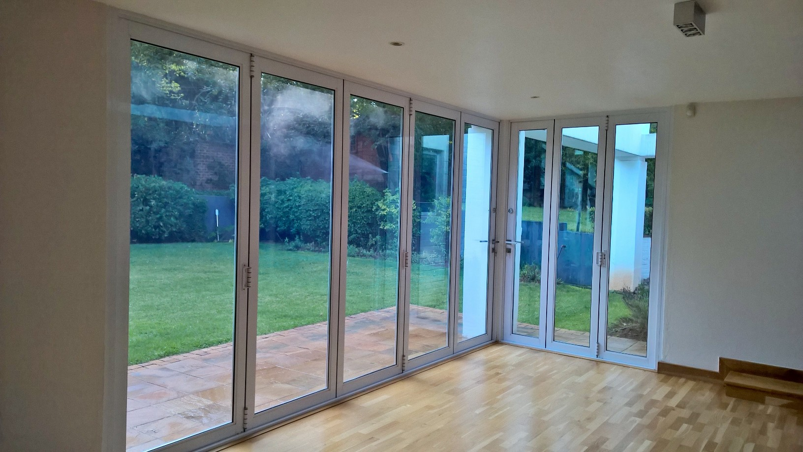 Aluminium windows aluminium doors for Double glazed sliding patio doors