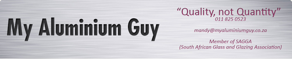 My Aluminium Guy (Pty) Ltd